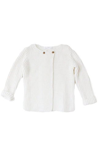 Patch Cardigan (for little ones)