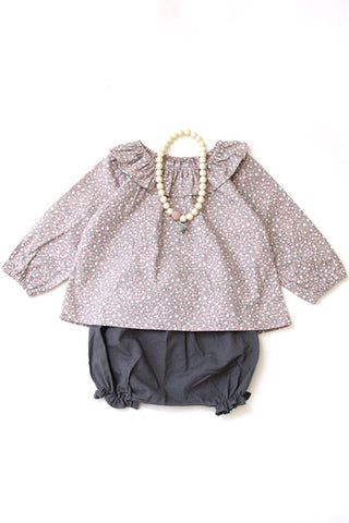 Baby - Blouse Bloomer Set