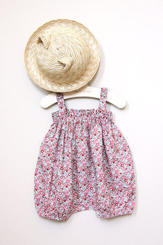 Baby - Floral Romper