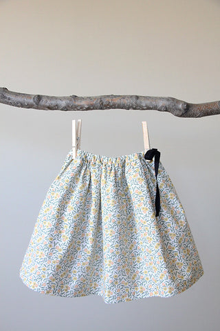 Tulip Skirt Yellow