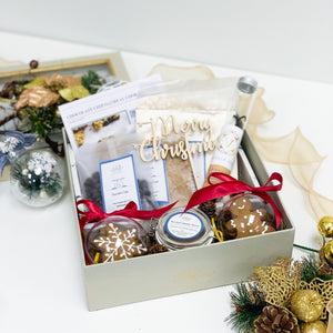 X'mas BakeAtHome Gift Set | Lazy Baking Studio | Christmas | Hong Kong