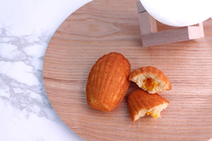 Caneles & Madeleines | LazyBaking Studio | Workshops | Hong Kong