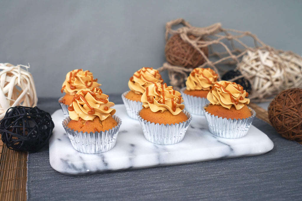 Cupcakes | LazyBaking Studio | Workshops | Hong Kong