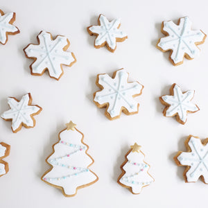 Christmas Cookies | Lazy Baking Studio | Christmas Baking | Hong Kong