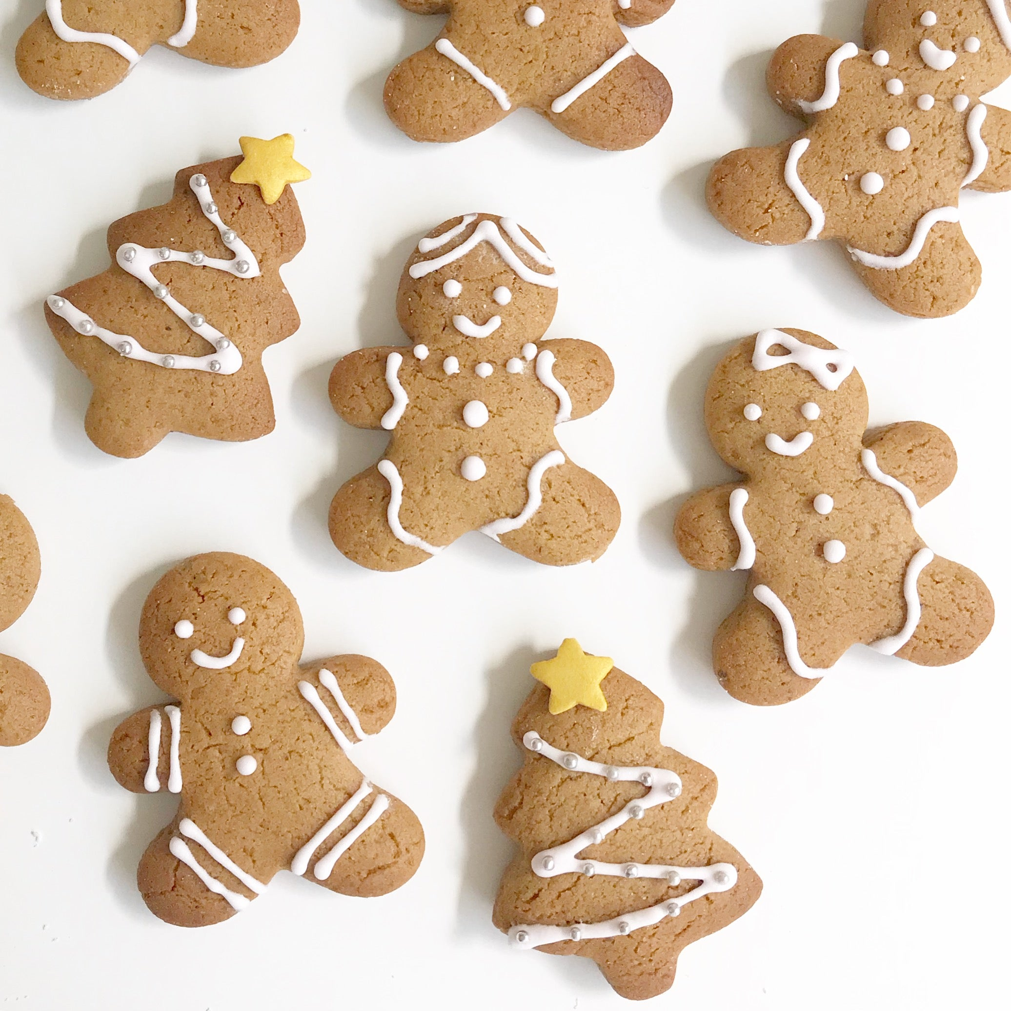 Gingerbread Man | Lazy Baking Studio | Christmas Baking | Hong Kong