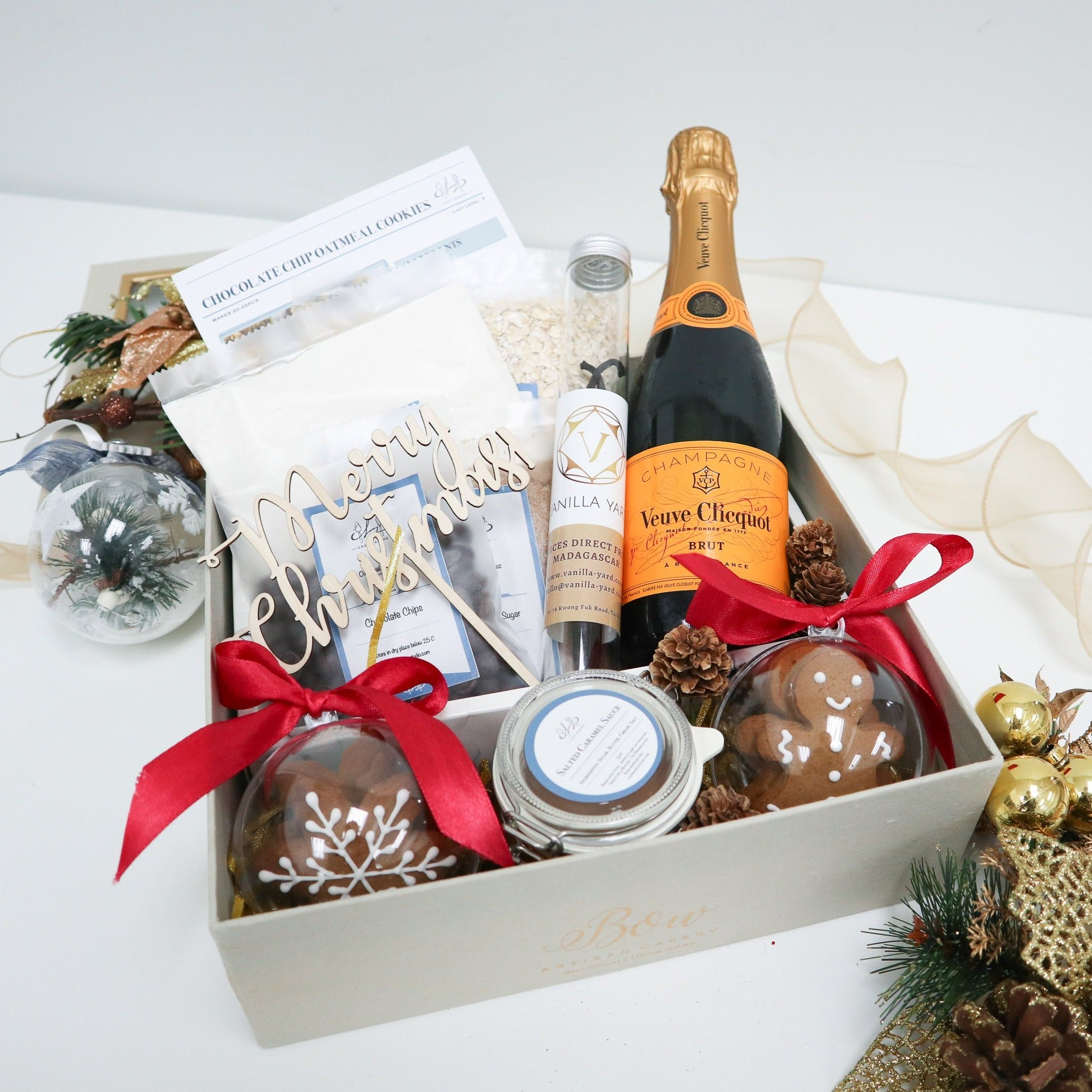 Lazy Baking & Vanilla Yards's X'mas BakeAtHome Gift Set