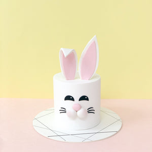 Easter Bunny | LazyBaking Studio | Workshop & Classes | Hong Kong