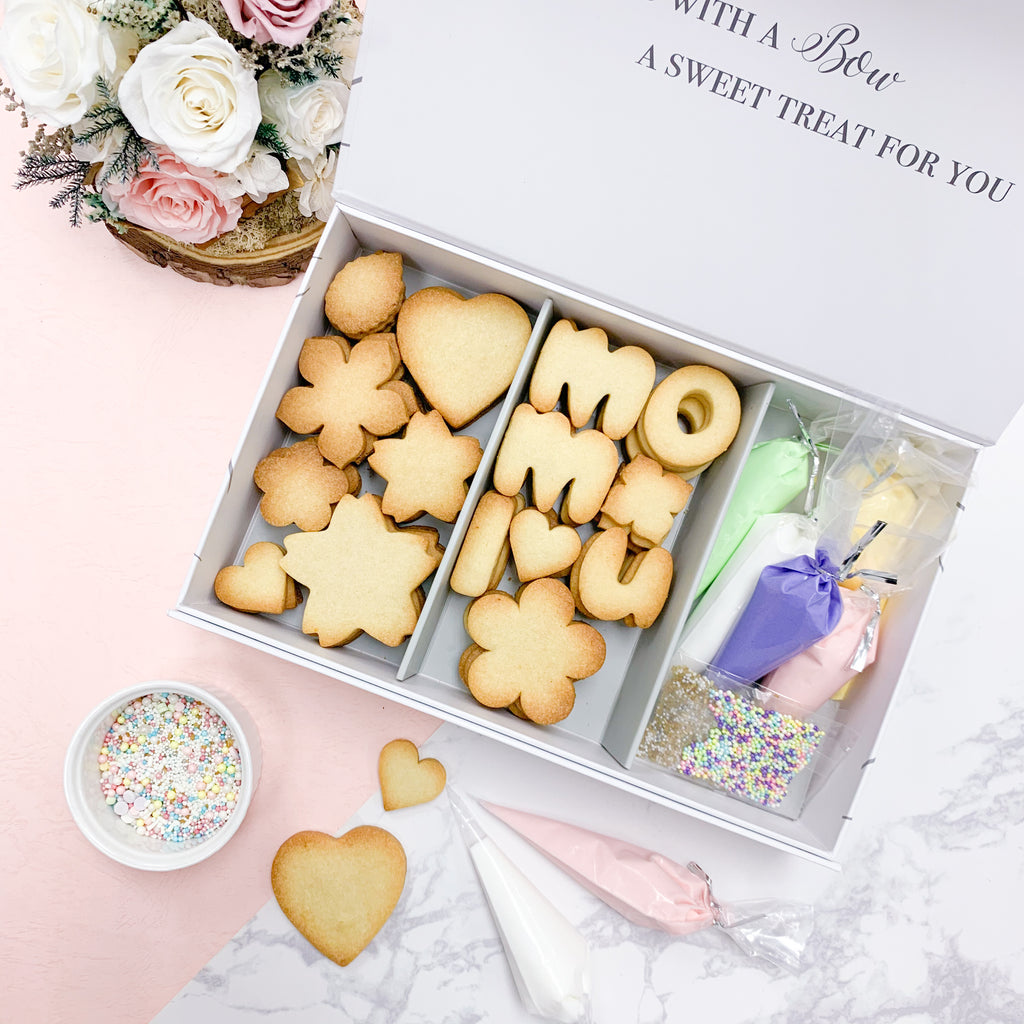 Mother's Day Cookie D.I.Y. Set
