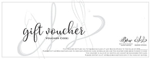 Gift Voucher - Workshops