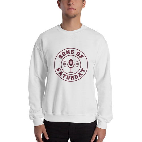Sons of Saturday Crew (Maroon Logo)