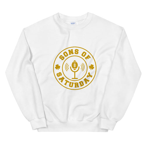 Sons of Saturday Crew (Gold Logo)