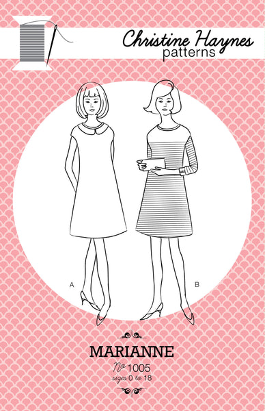 Marianne Dress PDF Pattern