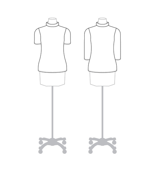 Piper Top PDF Sewing Pattern