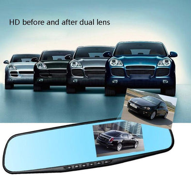 HD Mirror Recorder