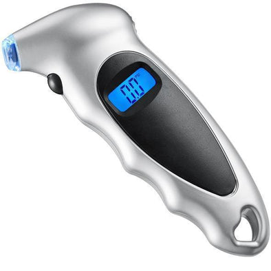 Digital Tire Pressure Gauge 150 PSI 4 Settings