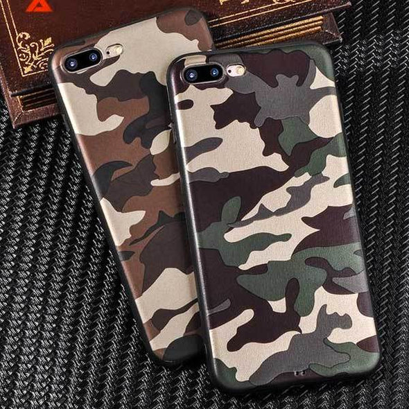 "MILITARY ""CAMO"" IPHONE PHONE CASE"