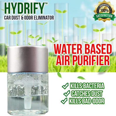 Hydrify™ Car Dust & Odor Eliminator