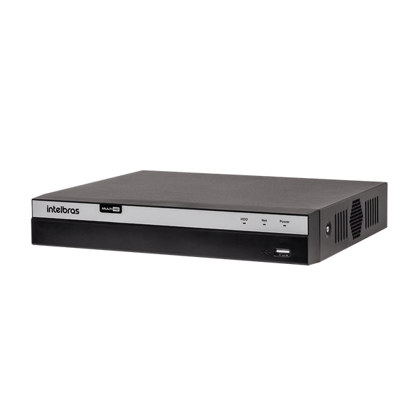 DVR 8 Canais Full HD MHDX 3108 Intelbras