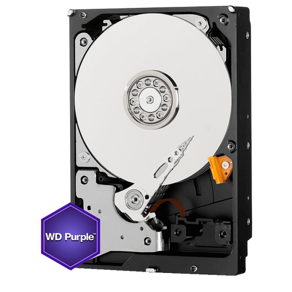 HD Intelbras/Western Digital 8TB
