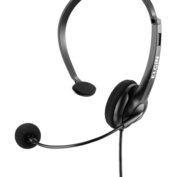 Headphone para Telefonista Elgin F02-1NSRJ