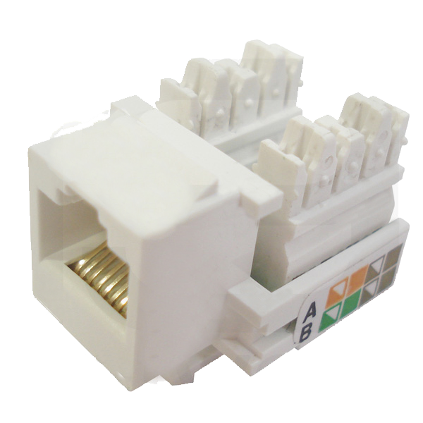 Keystone Multitoc CAT5e  RJ-45