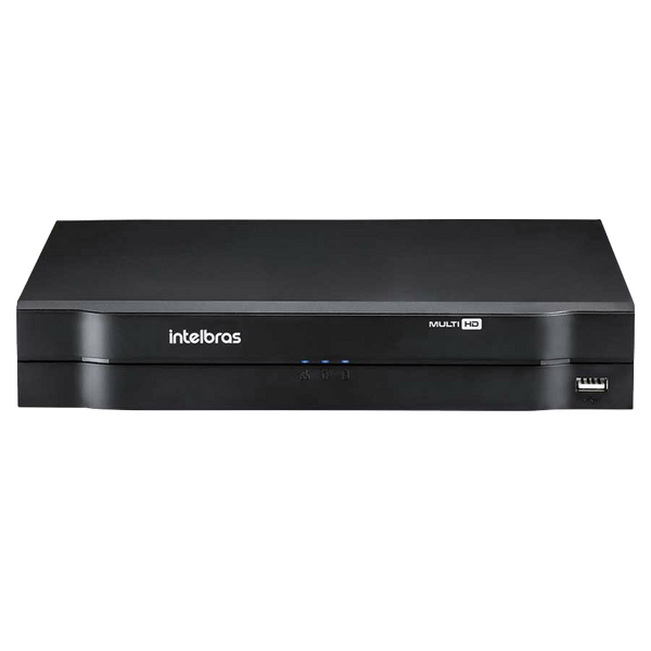 DVR 4 Canais Multi-HD MHDX 1004 Intelbras