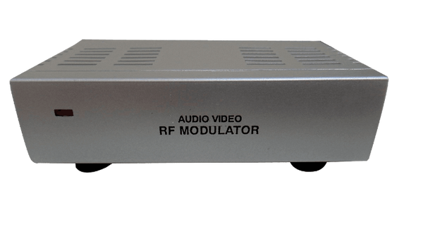 Modulador RF Audio e Video