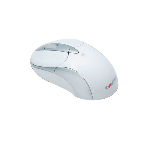 Mouse Laser Bluetooth Branco Comtac