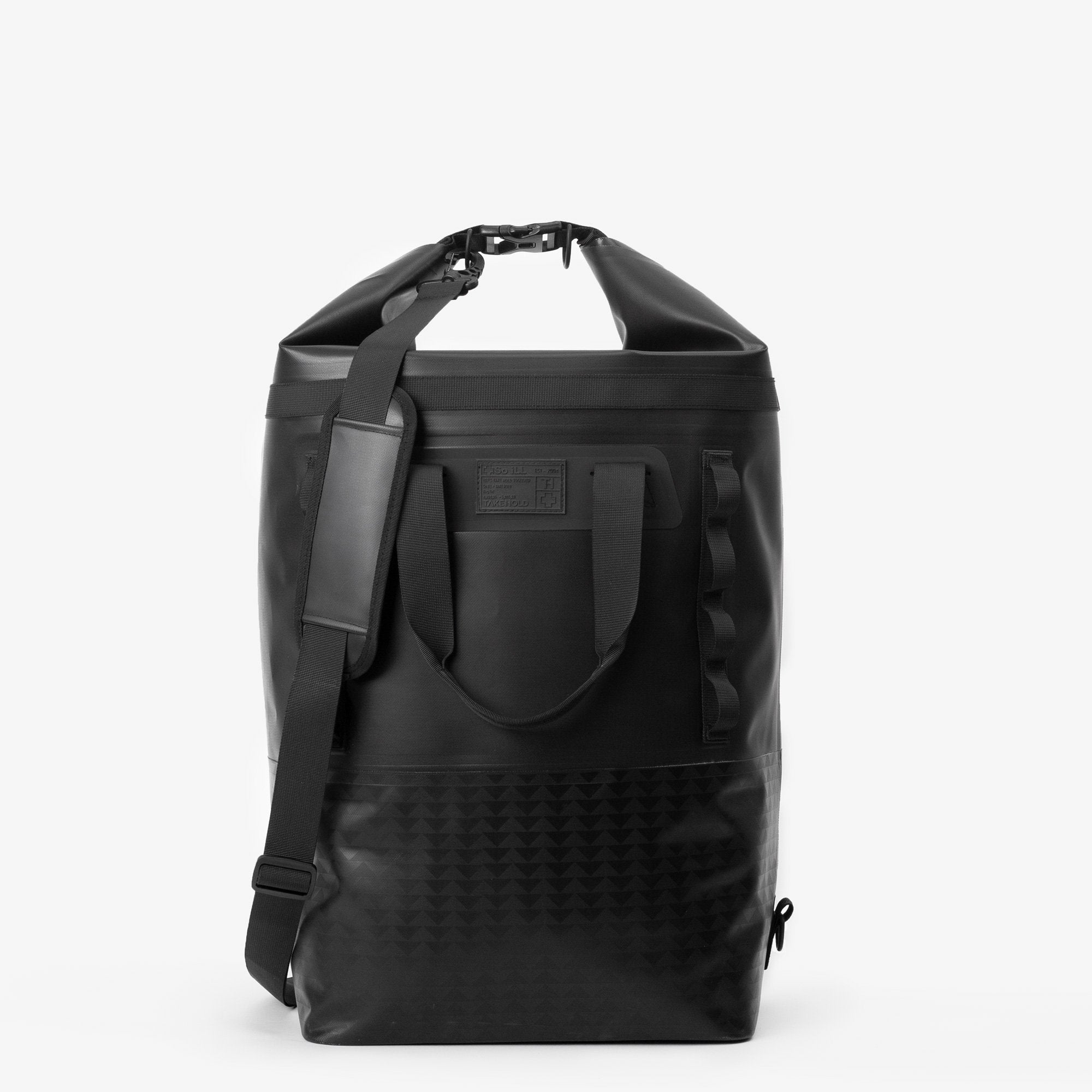 So iLL On the Roam, Dirt Bag 45L – Black Bags