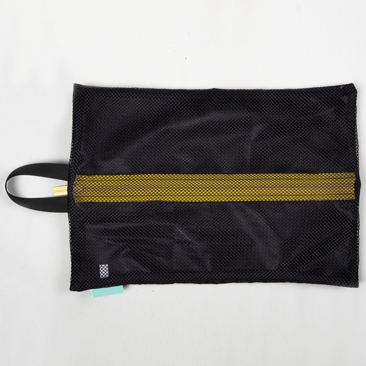So iLL Breathable Shoe Bag – Black Bags