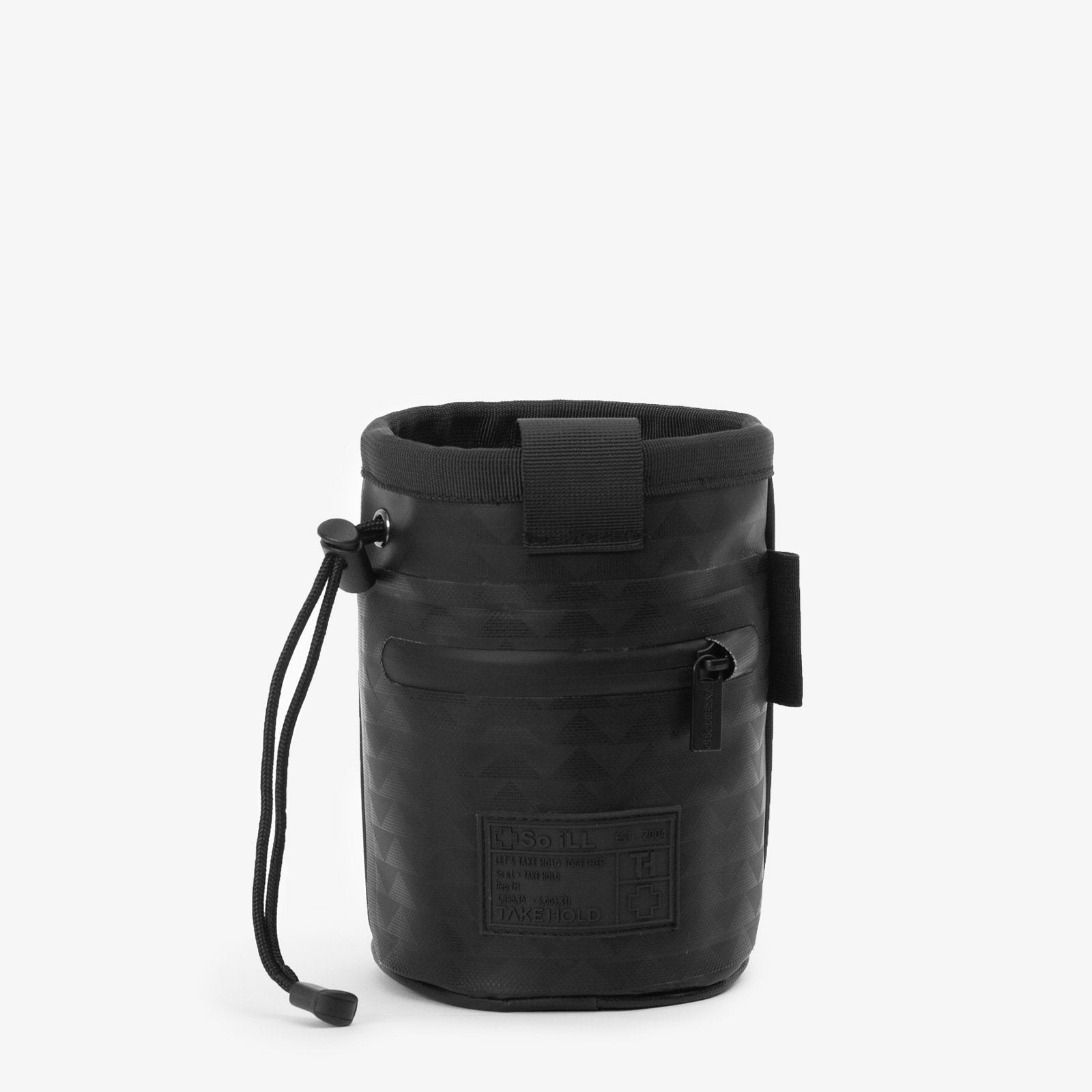 So iLL On the Roam Jason Mamoa Chalk Bag in Black