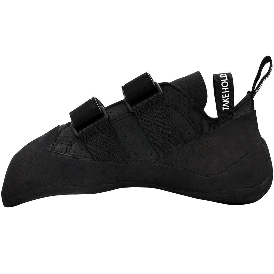 So iLL The Street Rock Climbing Shoe in Black – Side View