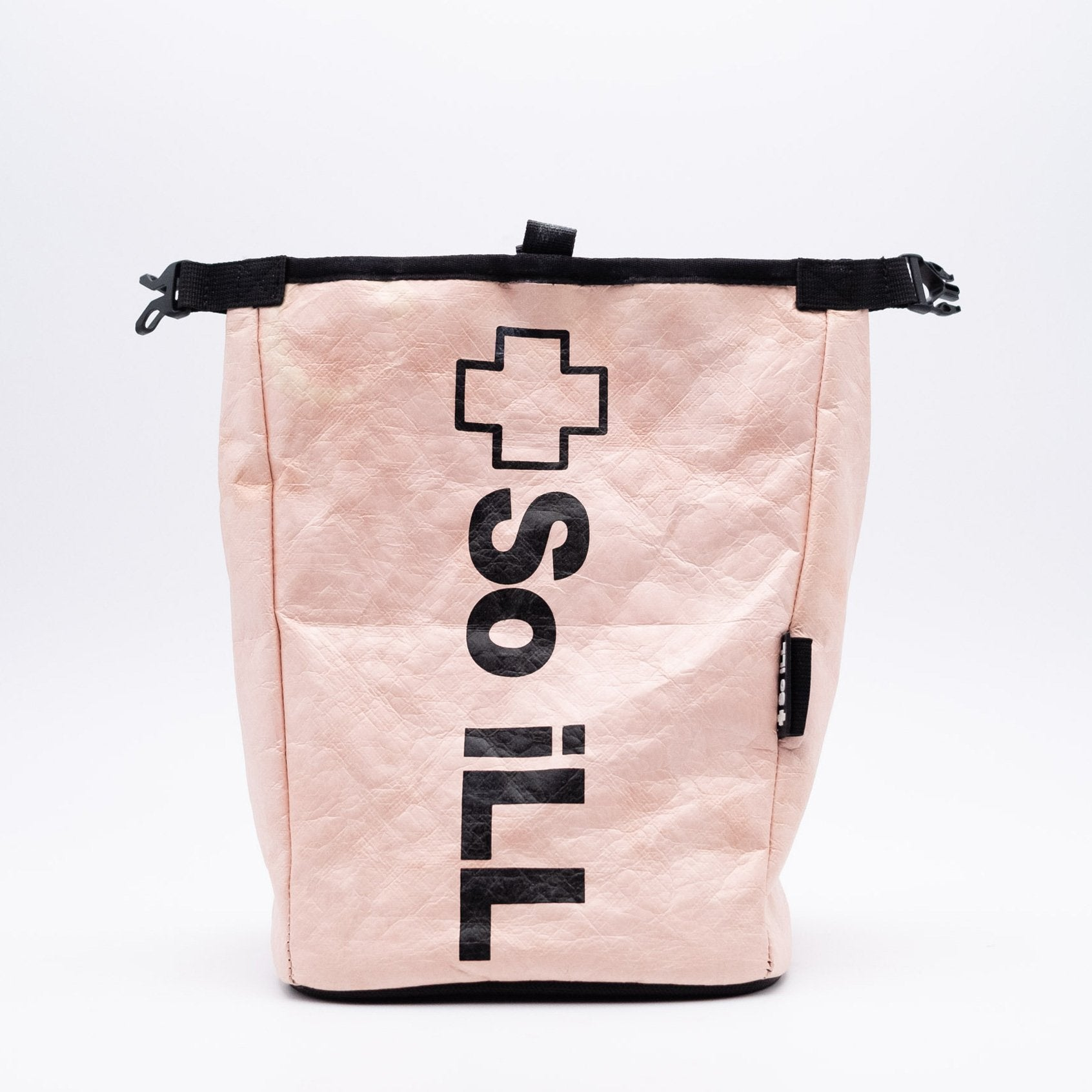 So iLL Tyvek Rolldown Chalk Bucket - Urban Pink Bags