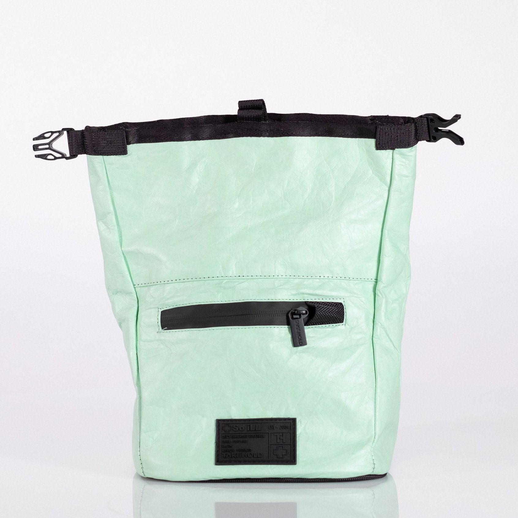So iLL Tyvek Rolldown Chalk Bucket – Seafoam Bags