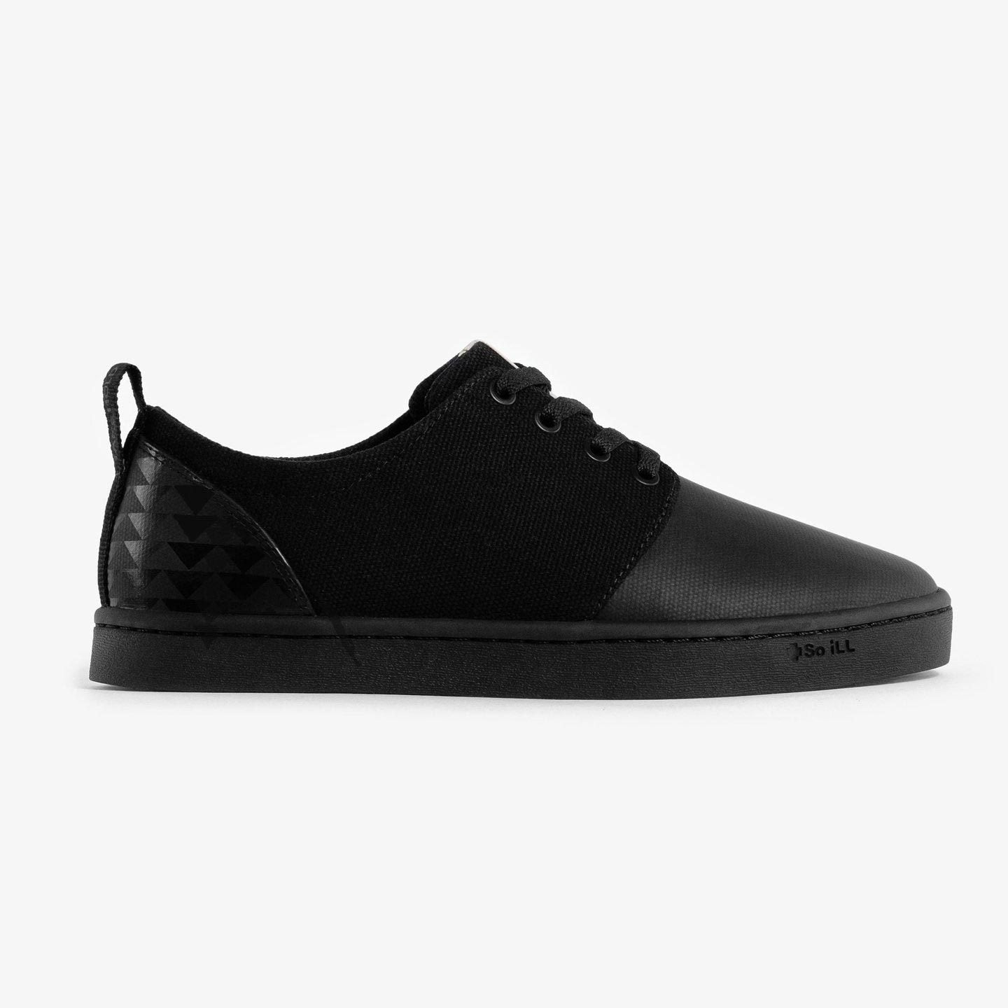 So iLL Wino – Black Wolf Shoes So iLL UK