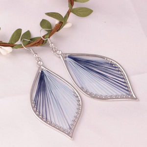 Vintage Water Drop Earrings
