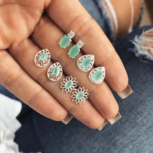 Crystal Bohemian Earrings