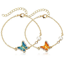 Load image into Gallery viewer, Butterfly Bracelet