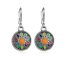 Load image into Gallery viewer, Boho  Dangle Drop Earrings