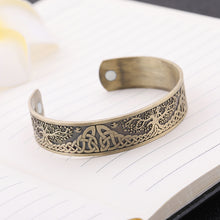 Load image into Gallery viewer, Tree of Life Bangle