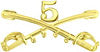 5th Cavalry USA