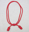 Adjustable NCO & EM Engineer, Field Art & ADA Corps Hat Cord Red