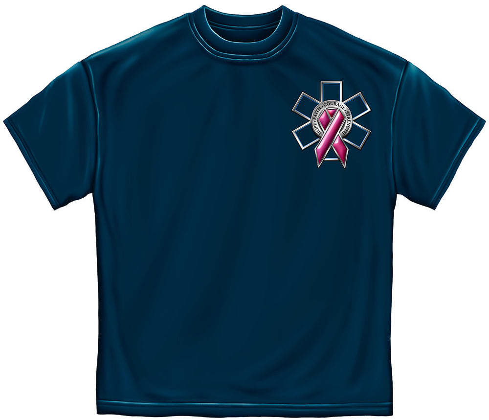 EMS Breast Cancer Awareness T-Shirt