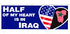 Half Of My Heart Is In Iraq
