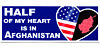 Half Of My Heart Is In Afghanistan