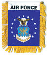 U.S. Air Force Mini Banner