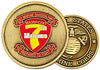 US Marine Corps 7th Rgt