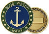 US Navy Blue Water