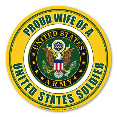 Proud Wife Of A Soldier