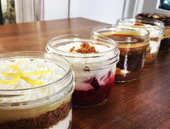 Dessert Indulgence Kingston Jars